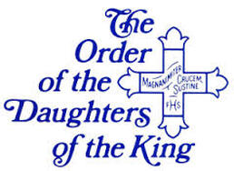 Logo of the Daughters of the King